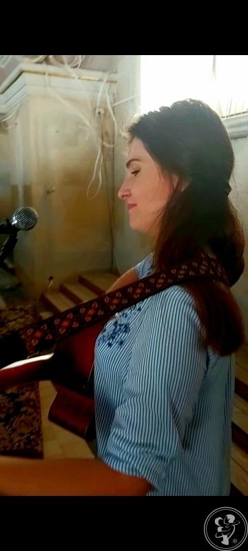 Oprawa muzyczna ślubu - wokalistka, śpiewaczka Klaudia Jaszewska, Wyszków - zdjęcie 1