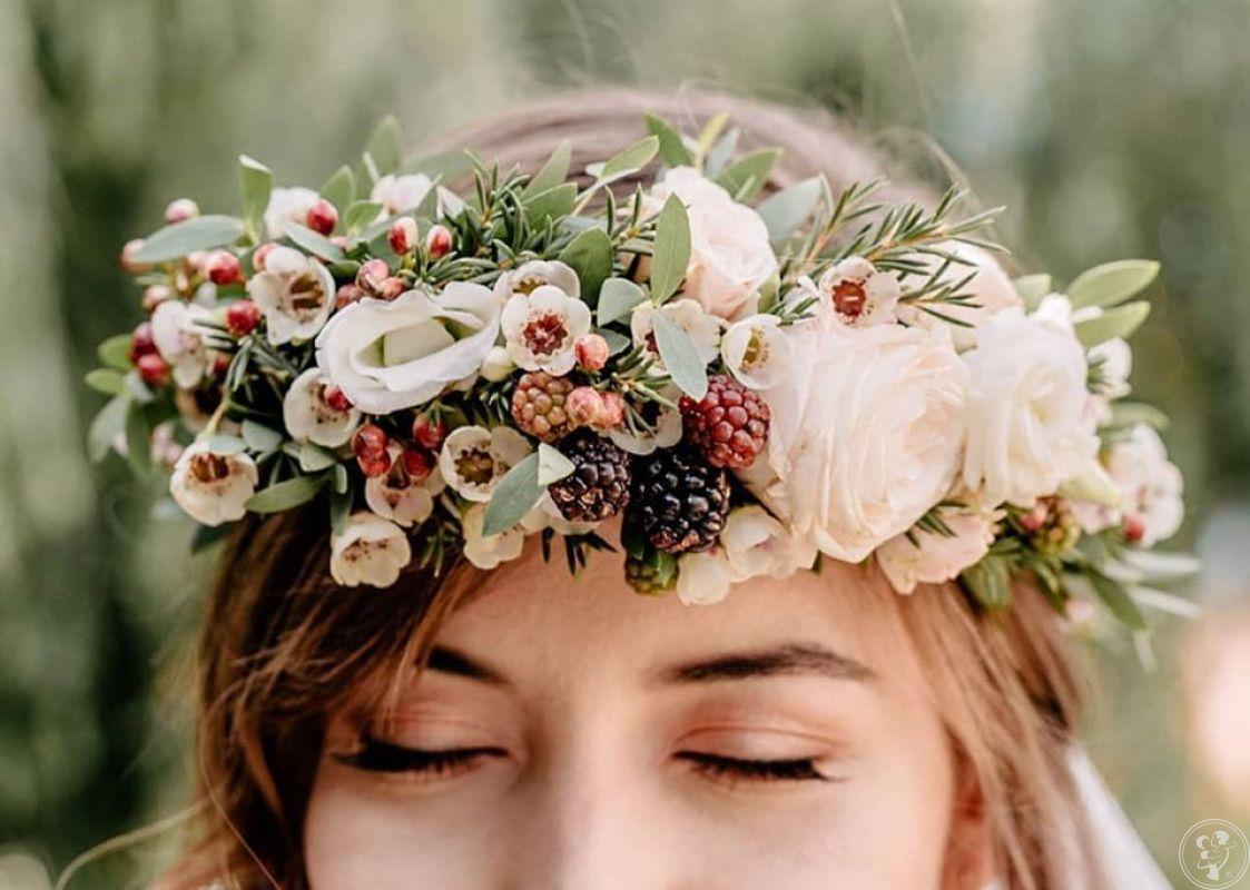 Kwiatoczułe - naturalna oprawa florystyczna Waszego ślubu i wesela, Warszawa - zdjęcie 1