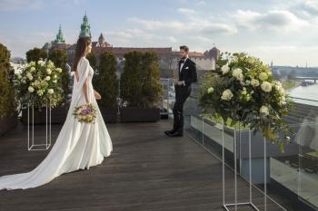 Sheraton Grand *Krakow* - wesele z widokiem na Wawel, Sale weselne Kraków