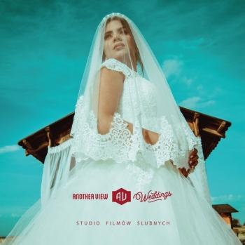 Nowoczesne filmy ślubne - 15-50 minut - Another View Weddings, Kamerzysta na wesele Biłgoraj