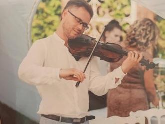 skrzypce ślub / oprawa muzyczna,  Lublin