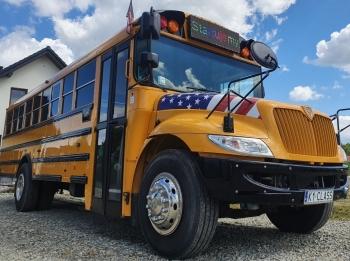Autobus na wesele, transport gości, bus dla gości weselnych, Wynajem busów Andrychów