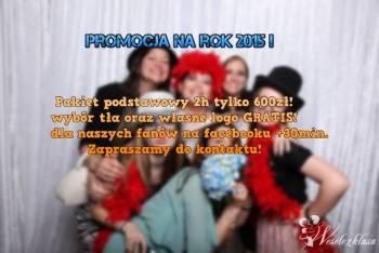 Imprezowa Fotobudka na Twoją imprezę-Fotobalanga, Fotobudka, videobudka na wesele Gdańsk