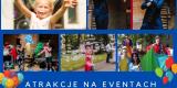 ANIMACJE, SPEKTAKLE, POKAZY, MAGIK, SZCZUDLARZE, MASKOTY, BAŃKI, WATA, Warszawa - zdjęcie 6