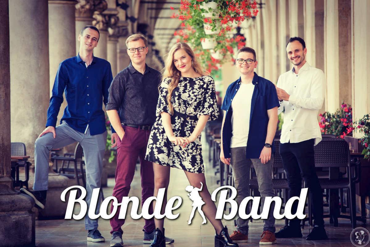 Blonde Band - 100% Muzyki Na Żywo | Nowoczesny Repertuar., Kraków - zdjęcie 1