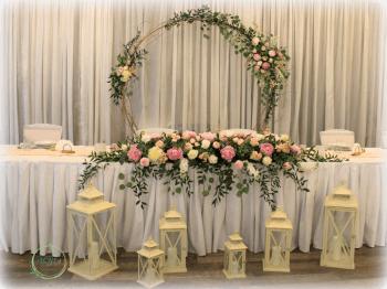 fLOVErs Art-Pracownia Florystyczna, Dekoracje Ślubne i Okolicznościowe, Dekoracje ślubne Sobótka