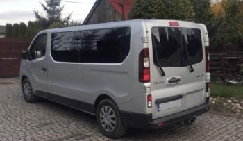 Komfortowy transport gości weselnych 9 osobowym Busem '18, Wynajem busów Gdańsk
