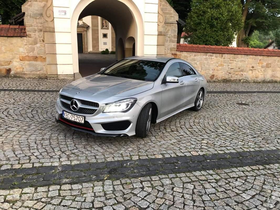 Mercedes CLA, Zbydniów - zdjęcie 1