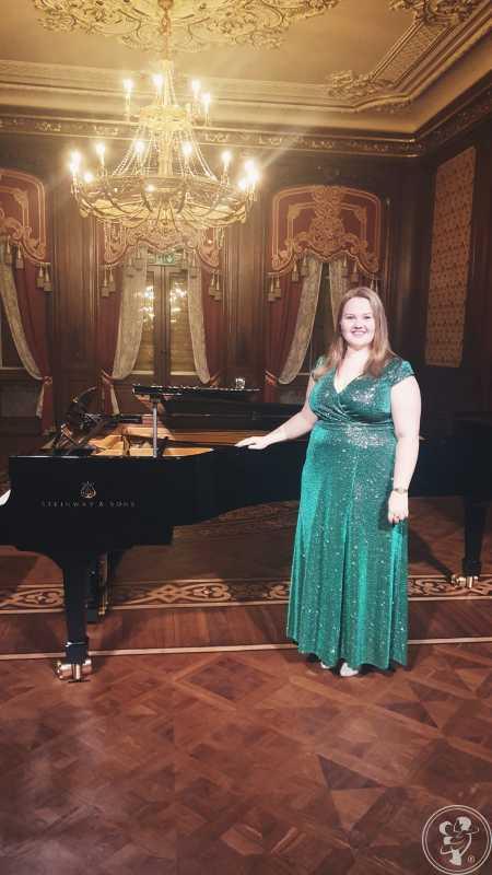 Profesjonalna oprawa muzyczna ślubu- śpiew klasyczny i nie tylko...., Rędziny - zdjęcie 1