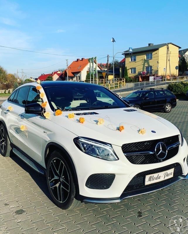 Piękny Mercedes GLE Coupe AMG, Zawiercie - zdjęcie 1