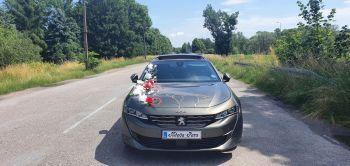 autko  do slubu, Samochód, auto do ślubu, limuzyna Maków Podhalański