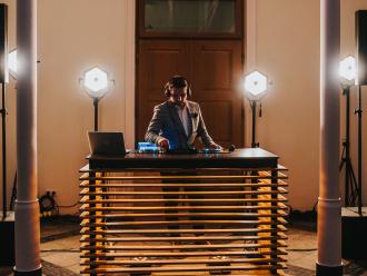 Piotr Szymański - DJ / Konferansjer - Sax / Skrzypce / Wokale,  Warszawa