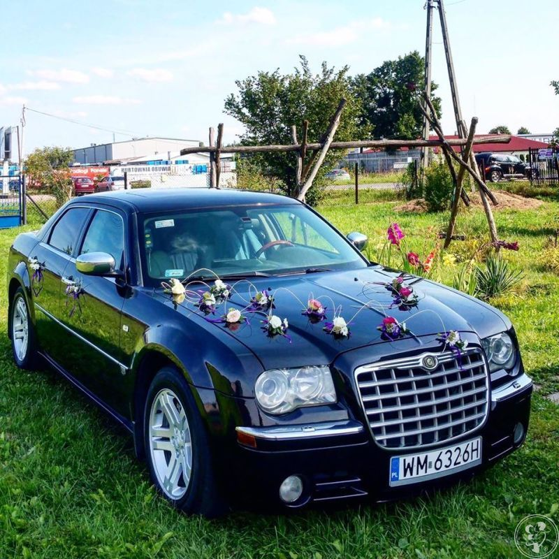 ŚlubnyChrysler Chrysler 300C do ślubu, Dębe Wielkie - zdjęcie 1