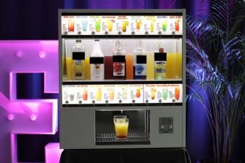Automatyczny Barman ! DrinkBar to wyjątkowa atrakcja na Twoje wesele!, Barman na wesele Częstochowa