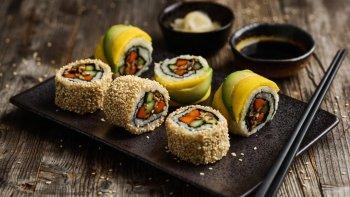 Sushi Live Show, Unikatowe atrakcje Wieleń