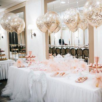 Atrakcje na wesele - Balony z helem na wesele/ świecące balony LED, Balony, bańki mydlane Dynów