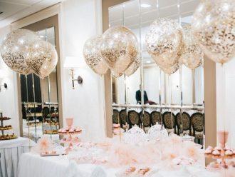 Atrakcje na wesele - Balony z helem na wesele/ świecące balony LED,  Rzeszów