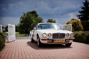 JaguaremDoŚlubu - zabytkowy Jaguar XJ6 4.2 1974, Samochód, auto do ślubu, limuzyna Jarosław