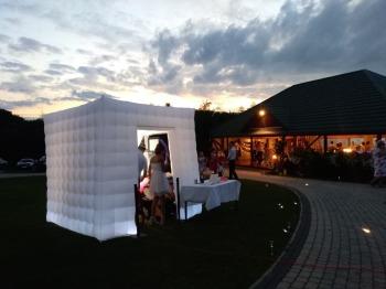 Fotobudka na wesele. Promocja!!, Fotobudka, videobudka na wesele Nowy Sącz