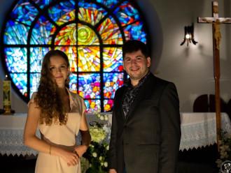 Oprawa muzyczna ślubu Anna & Sebastian,  Nowy Sącz