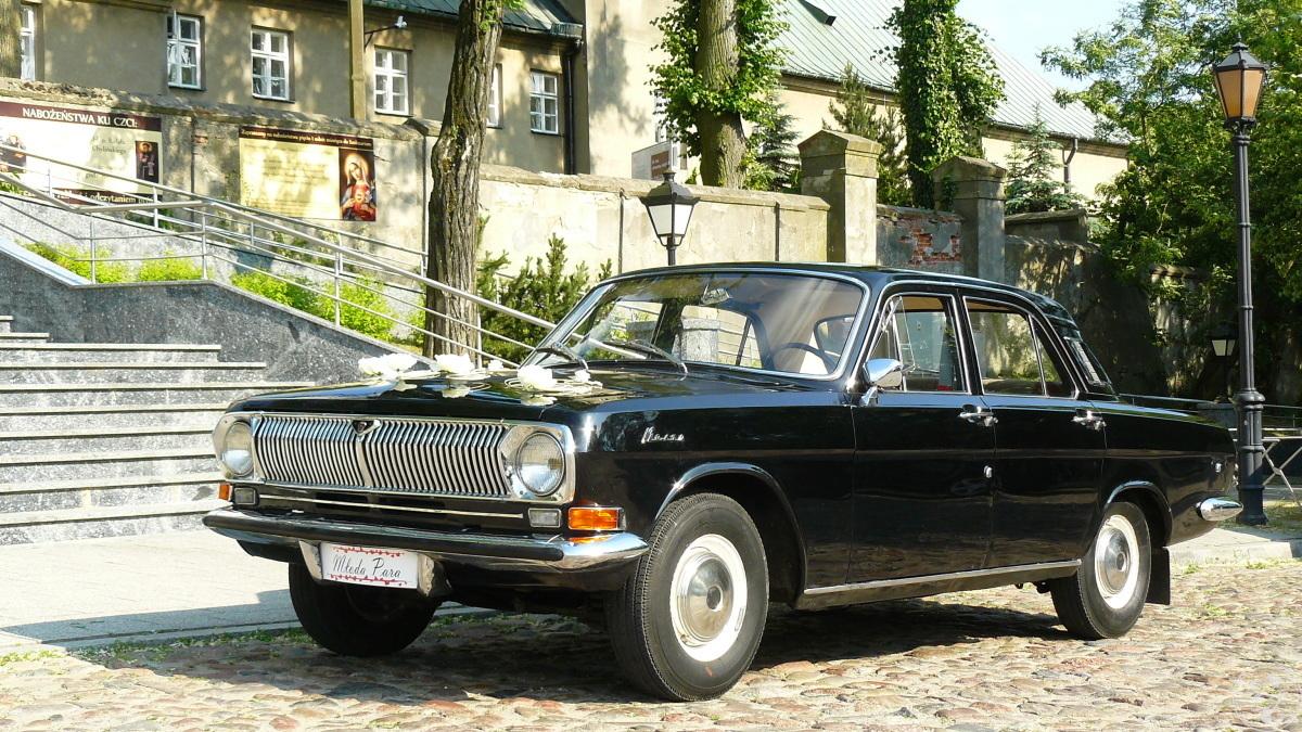 Wołga 24 - NIEZWYKŁE auto do ślubu... i nie tylko, Łódź - zdjęcie 1