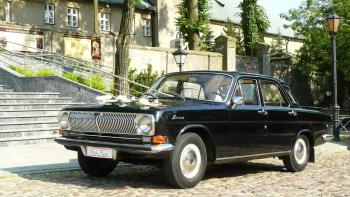 Wołga 24 - NIEZWYKŁE auto do ślubu... i nie tylko, Samochód, auto do ślubu, limuzyna Rzgów