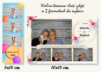 Anowi.fun Fotobudka imprezowe atrakcje, Fotobudka, videobudka na wesele Tarnów