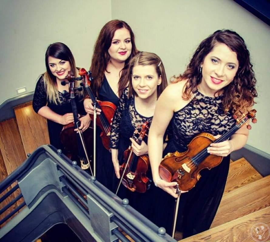 Wiolonczela, duet wiolonczela i skrzypce, kwartet smyczkowy, Płock - zdjęcie 1