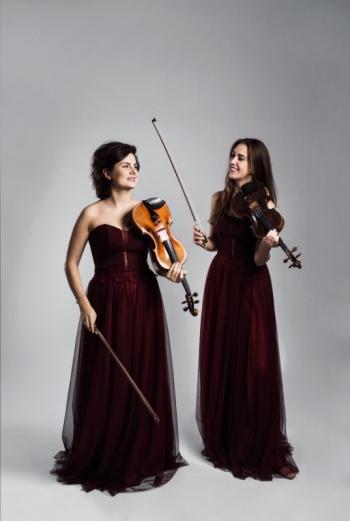 Duet skrzypcowy - Lidia & Barbara - skrzypce na ślub, oprawa muzyczna, Oprawa muzyczna ślubu Jastrzębie-Zdrój