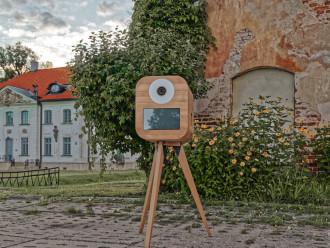 Fotobudka drewniana retro z klasą!,  Białystok