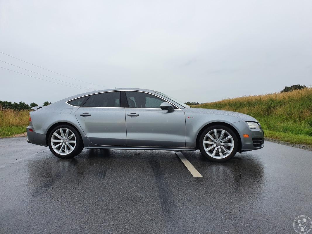 Unikatowe Audi A7 do ślubu Wyjątkowa Okazja !!, Wrocław - zdjęcie 1