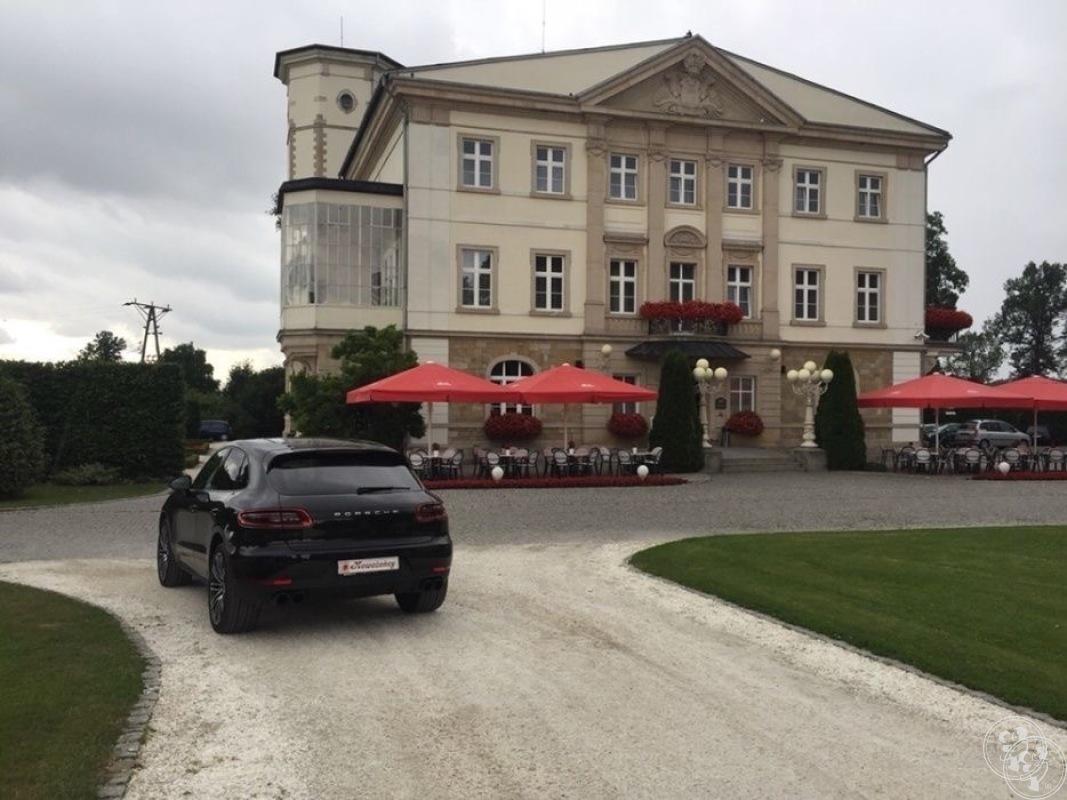 Porsche do ślubu, Wrocław - zdjęcie 1