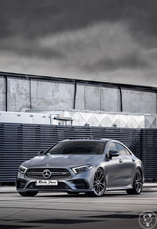 Zapraszamy do wynajmu Mercedesa CLS 53 AMG, Kanie - zdjęcie 1