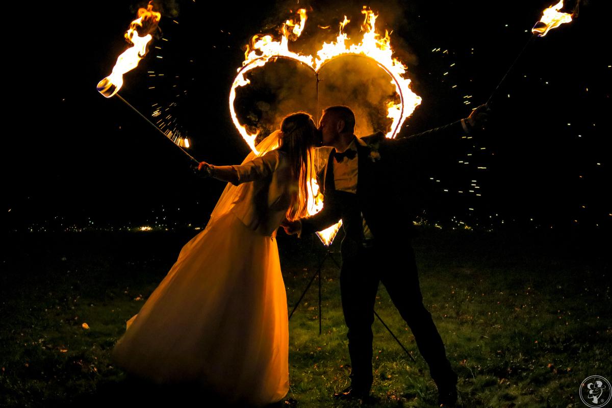 Pokaz tańca z ogniem! Teatr Ognia AgniStorm, Lubsko - zdjęcie 1