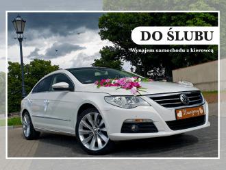 Białe auto do ślubu,  Tczew
