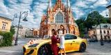 Złote Maserati GT S - Jedyny taki kozacki samochód do ślubu!, Kraków - zdjęcie 3