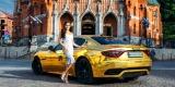 Złote Maserati GT S - Jedyny taki kozacki samochód do ślubu!, Kraków - zdjęcie 5