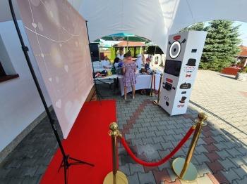 Fotobudka Fotolustro - Show Time PROMOCYJNE CENY! od 299zł!, Fotobudka, videobudka na wesele Jasło