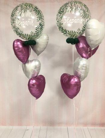 Balon spersonalizowany - balon z nadrukiem od 1 sztuki, Artykuły ślubne Żywiec