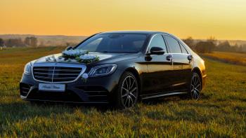 Mercedes S-klasa AMG do ślubu., Samochód, auto do ślubu, limuzyna Lublin