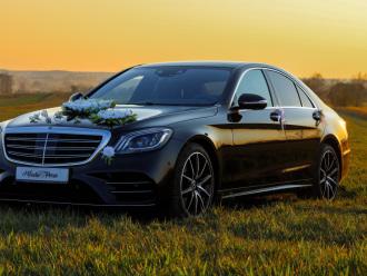 Mercedes S-klasa AMG do ślubu.,  Rzeszów