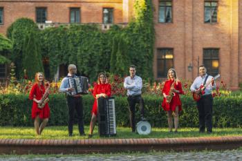 Zespół muzyczny LIVE BAND, Zespoły weselne Lębork