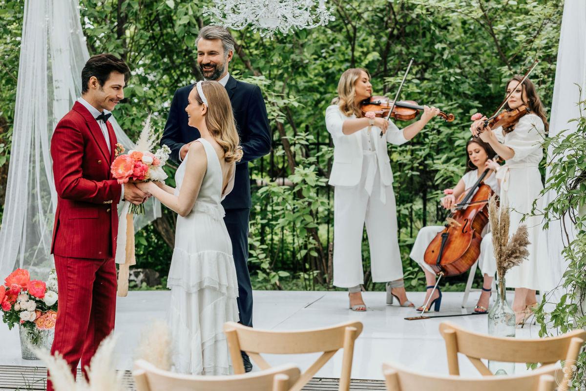 Centrum Muzyki Marzeń - HARFA, KWARTET, WOKAL, PIANO, SAKSOFON, CHÓR, Warszawa - zdjęcie 1