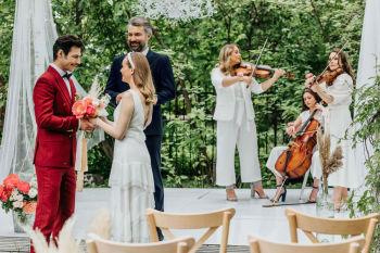 Centrum Muzyki Marzeń - HARFA, KWARTET, WOKAL, PIANO, SAKSOFON, CHÓR, Oprawa muzyczna ślubu Wyszogród