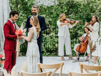 Centrum Muzyki Marzeń - Profesjonalna Oprawa Muzyczna Ślubu, Oprawa muzyczna ślubu Warszawa