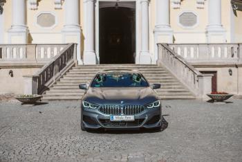 Auto do ślubu | BMW SERII 8 Gran Coupe | Porsche Panamera GTS, Samochód, auto do ślubu, limuzyna Gostyń