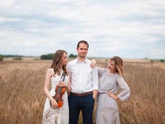 Głosy pod Niebiosy - oprawa muzyczna ślubu kościelnego i cywilnego,  Gdańsk