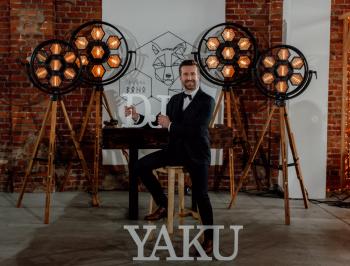 DJ YAKU - DJ/Konferansjer/Wokalista + live act (vocal, SAX, violin), DJ na wesele Warszawa