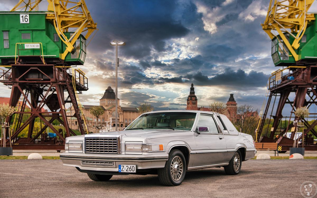 1980 Ford Thunderbird Silver Anniversary Edition 5.0 V8 - Auto na ślub, Szczecin - zdjęcie 1