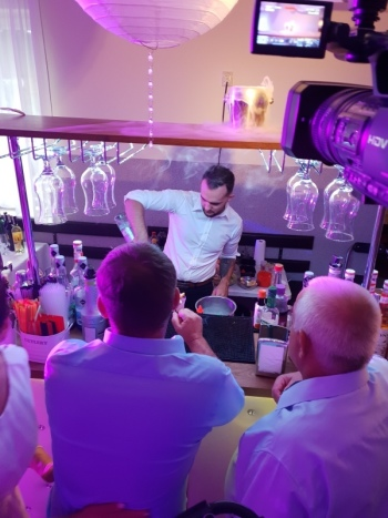 DRINK BAR , BARMAN NA WESELE, BARMANI, POKAZ BARMAŃSKI GRATISY!!!, Barman na wesele Rawa Mazowiecka